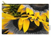 A Different Kind Of Sunflower Carry-all Pouch