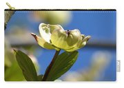 A Dogwood Blossom Carry-all Pouch