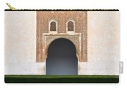 A Door On The Court Of The Myrtles Carry-all Pouch