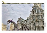 A Dragon In Philly Carry-all Pouch