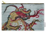 A Dragon On My Wall Carry-all Pouch