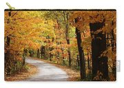 A Drive Through The Woods Carry-all Pouch