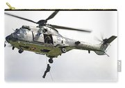 A Eurocopter As332 Super Puma Carry-all Pouch