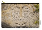 A Face In The Rock Carry-all Pouch