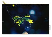 A Few Leaves In The Sun Carry-all Pouch