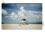 A Fine Day At The Beach Carry-all Pouch