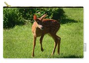 A Fine Little Fawn Carry-all Pouch