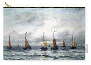 A Fishing Fleet Carry-all Pouch