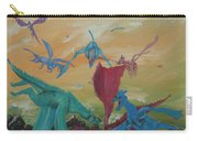 A Flight Of Dragons Carry-all Pouch