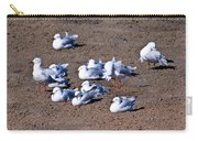 A Flock Of Seagulls Carry-all Pouch