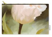 One Beautiful Flower Impressionism Carry-all Pouch