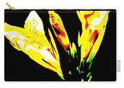 A Flower Carry-all Pouch