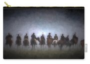 A Foggy Gettysburg Morning - Oil Carry-all Pouch