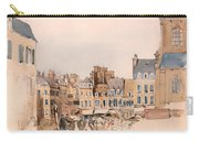 A French Market Place Carry-all Pouch