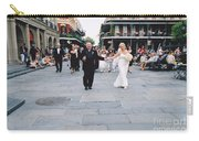 A French Quarter Wedding Carry-all Pouch