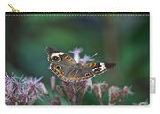 A Friendly Butterfly Smile Carry-all Pouch