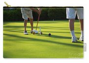 A Game Of Croquet Carry-all Pouch