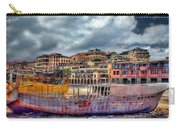 A Genesis Sunrise Over The Old City Carry-all Pouch by Ronsho