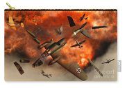 A German Heinkel Bomber Plane Blowing Carry-all Pouch