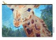 A Giraffe For Ori Carry-all Pouch