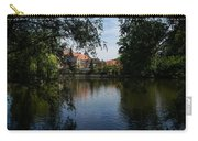 A Glimpse Through The Trees - Bruges Belgium Carry-all Pouch