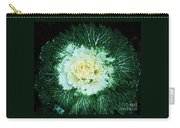 Ornamental Kale Carry-all Pouch