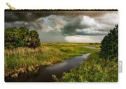 A Glow On The Marsh Carry-all Pouch