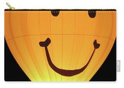 A Glowing Smile Carry-all Pouch