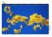 A Golden Afternoon Carry-all Pouch by Omaste Witkowski