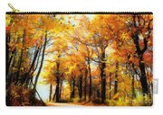 A Golden Day Carry-all Pouch by Lois Bryan
