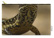 A Golden Skink Carry-all Pouch
