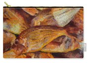 A Good Catch Of Fish Carry-all Pouch