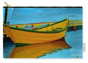 A Grand Banks Dory Carry-all Pouch