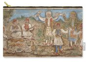 A Greek Feast Carry-all Pouch