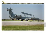 A Hellenic Air Force Emb-145 Awacs Carry-all Pouch