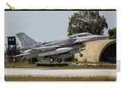 A Hellenic Air Force F-16d Block 52+ Carry-all Pouch