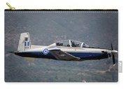 A Hellenic Air Force T-6 Trainer Flying Carry-all Pouch