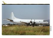 A Hellenic Navy P-3 Orion Aew Aircraft Carry-all Pouch