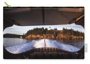 A Hinckley Picnic Boat Travels Carry-all Pouch