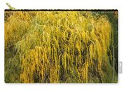 A Horse And A Willow Tree Carry-all Pouch