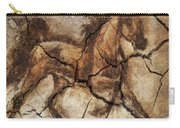 A Horse - Cave Art Carry-all Pouch
