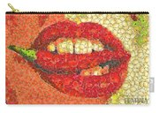A Hot Lips Carry-all Pouch