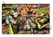 A Kaleidoscope Of Butterflies Carry-all Pouch