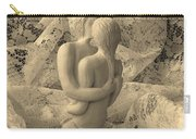 A Lace Kiss Carry-all Pouch