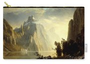 A Lake In The Sierra Nevada Carry-all Pouch