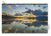 A Lake Pend Oreille Sunset  -  120601a-040 Carry-all Pouch