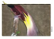 A Large Bird Of Paradise Carry-all Pouch