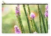 A Lavender Garden Carry-all Pouch