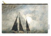 A Light Through The Storm - Sailing Carry-all Pouch