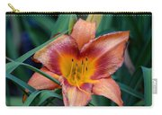 A Lily's Golden Heart Carry-all Pouch